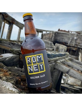 Romney Golden Ale (x12)